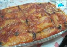 Melanzane ripiene - Parmigiana